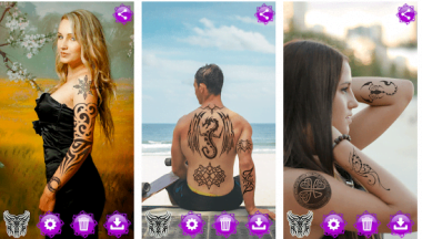 Tattoo Maker Photo Booth