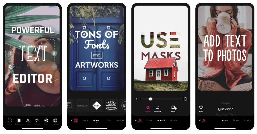 Font Candy Iphone