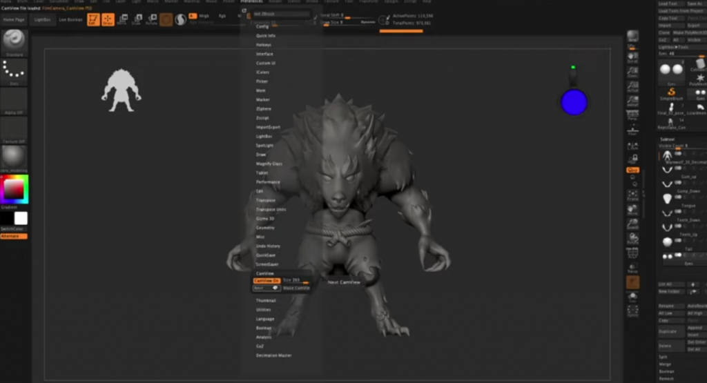 Zbrush 2020 3d Software